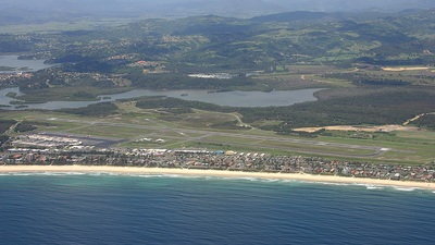 YBCG - Airport - Airport Overview