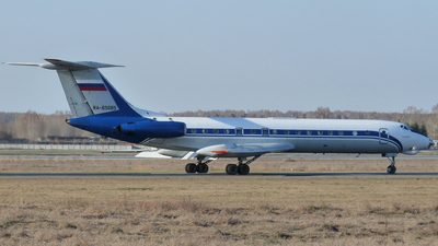 RA-65685 - Tupolev Tu-134A - Russia - Air Force