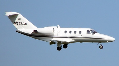 N525CM - Cessna 525 CitationJet 1 - Davis Aircraft Operations