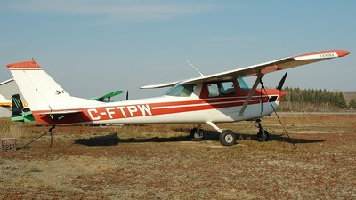 C-FTPW - Cessna 150H - Private