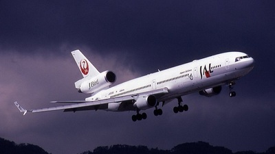 JA8586 - McDonnell Douglas MD-11 - Japan Airlines (JAL)