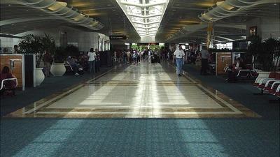 KMCO - Airport - Terminal