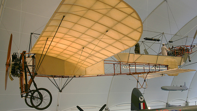 164 - Bleriot XI - Untitled