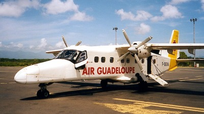 F-OGVA - Dornier Do-228-212 - Air Guadeloupe