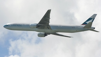 B-HNH - Boeing 777-367 - Cathay Pacific Airways