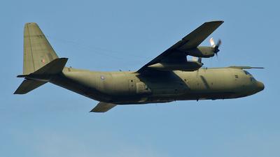 XV197 - Lockheed Hercules C.3 - United Kingdom - Royal Air Force (RAF)