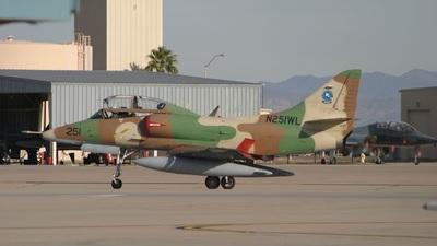 N251WL - McDonnell Douglas TA-4J Skyhawk - Advanced Training Systems International (ATSI)