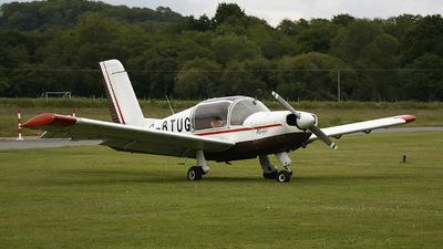 G-BTUG - Morane-Saulnier MS-893 Rallye 180-T - Private