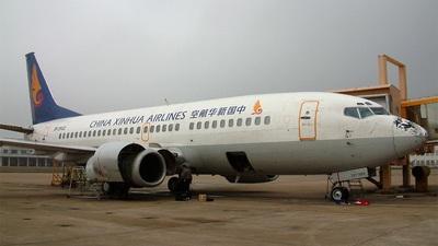 B-2942 - Boeing 737-332 - China Xinhua Airlines