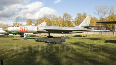 50 - Tupolev Tu-16 Badger - Russia - Air Force