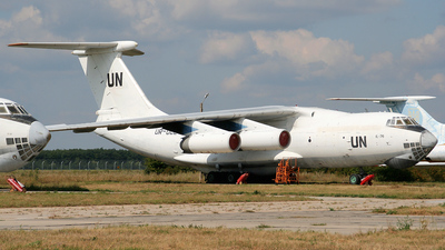 UR-UCE - Ilyushin IL-76MD - United Nations (Ukrainian Cargo Airways (UCA))