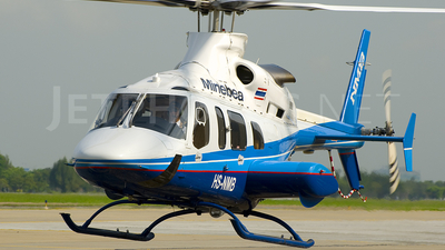 HS-NMB - Bell 430 - Private