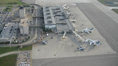 CYWG - Airport - Terminal