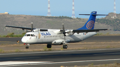 EC-IKQ - ATR 72-202 - Islas Airways