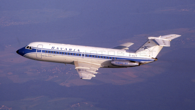 D-AILY - British Aircraft Corporation BAC 1-11 Series 414EG - Bavaria Fluggesellschaft