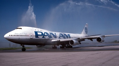 N747PA - Boeing 747-121 - Pan Am