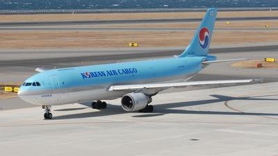 HL7299 - Airbus A300B4-622R(F) - Korean Air Cargo