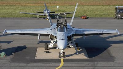HN-425 - McDonnell Douglas F-18C Hornet - Finland - Air Force