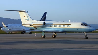 TJ-AAW - Gulfstream G-III - Cameroon - Government