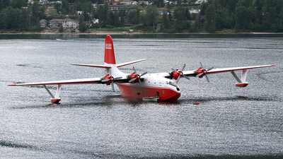 C-FLYL - Martin JRM-3 Mars - Coulson Flying Tankers