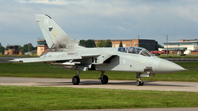 ZE158 - Panavia Tornado F.3 - United Kingdom - Royal Air Force (RAF)