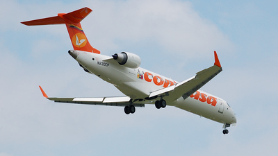 N230CP - Bombardier CRJ-701 - Conviasa