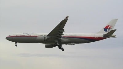 9M-MKI - Airbus A330-322 - Malaysia Airlines