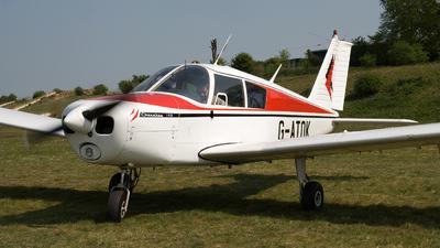 A picture of GATOK - Piper PA28140 - [2821612] - © Brian Whitelegg