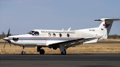 VH-FMZ - Pilatus PC-12/45 - Royal Flying Doctor Service of Australia (Central Section)