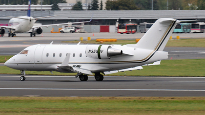 N359V - Bombardier CL-600-2B16 Challenger 604 - Private