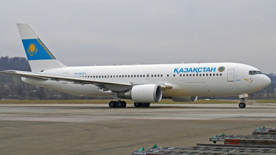 UP-B6701 - Boeing 767-2DX(ER) - Kazakhstan - Government