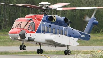 A picture of LNOQC - Sikorsky S92A - CHC Helikopter Service - © Aleksander Sivertsen
