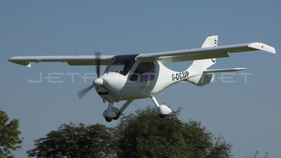 A picture of GOCDP - Flight Designs CTSW - [8226] - © Oliver Holmes