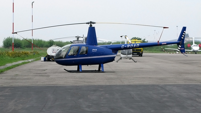 A picture of GROAD - Robinson R44 Raven II - [11589] - © Phil Arrowsmith
