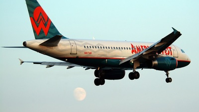 N817AW - Airbus A319-132 - America West Airlines