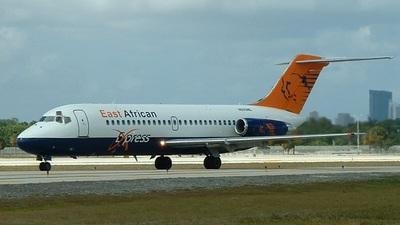 N600ME - McDonnell Douglas DC-9-14 - East African Safari Air Express