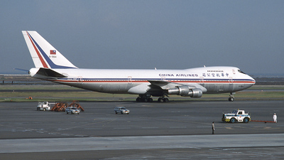B-1864 - Boeing 747-209B - China Airlines