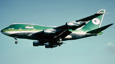 YI-ALM - Boeing 747SP-70 - Iraq - Government