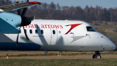 OE-LGB - Bombardier Dash 8-Q402 - Austrian Arrows