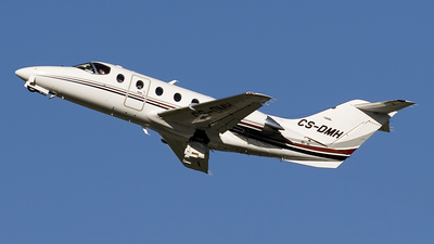 CS-DMH - Raytheon Hawker 400XP - NetJets Europe