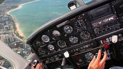 PT-KLO - Piper PA-28-180 Archer - Private