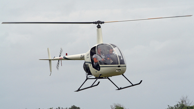 ZS-RBP - Robinson R22 Mariner II - Private