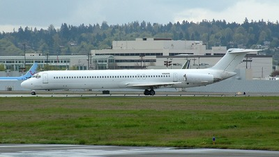 N16895 - McDonnell Douglas MD-82 - United States - Department of Justice (JPATS)