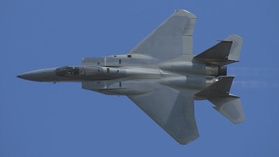 78-0496 - McDonnell Douglas F-15C Eagle - United States - US Air Force (USAF)