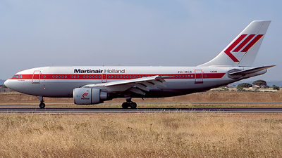 PH-MCB - Airbus A310-203C - Martinair Holland