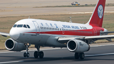 B-2298 - Airbus A319-133 - Sichuan Airlines