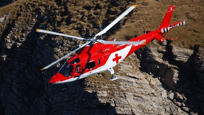 HB-XWH - Agusta A109K2 - REGA - Swiss Air Ambulance