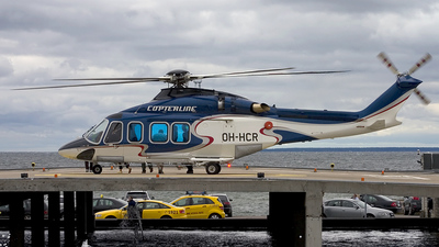 OH-HCR - Agusta-Westland AW-139 - Copterline