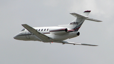 N835QS - Raytheon Hawker 800XP - Private