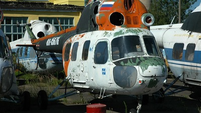RA-15676 - PZL-Swidnik Mi-2 Hoplite - Unknown